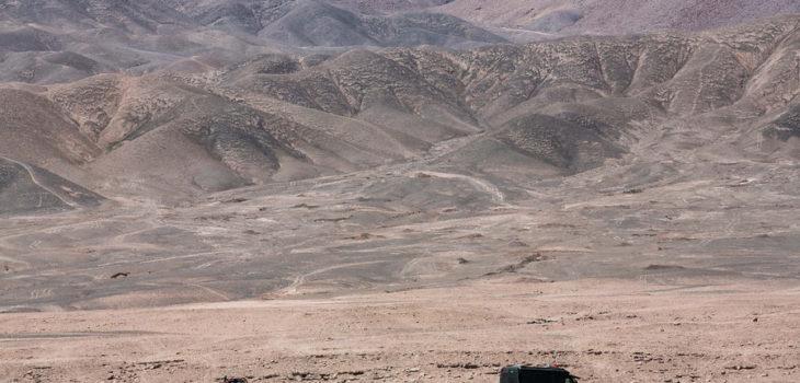Sector Quetena | Nelson Arancibia | Agencia UNO