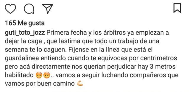 Roberto Gutiérrez | Instagram