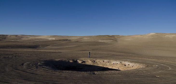 Celeste Crater – Foto Cedida