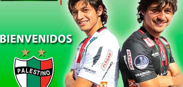 Hermanos Díaz | @CDPalestinoSADP | Cuenta oficial en Twitter