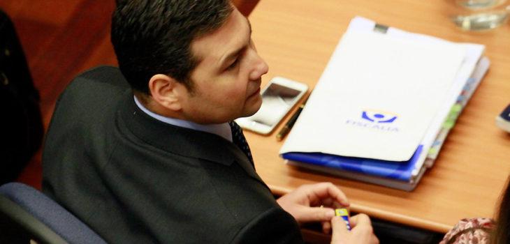 Fiscal Eugenio Campos | ARCHIVO | Agencia UNO