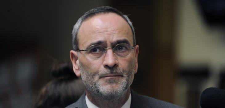 René Saffirio | Agencia UNO