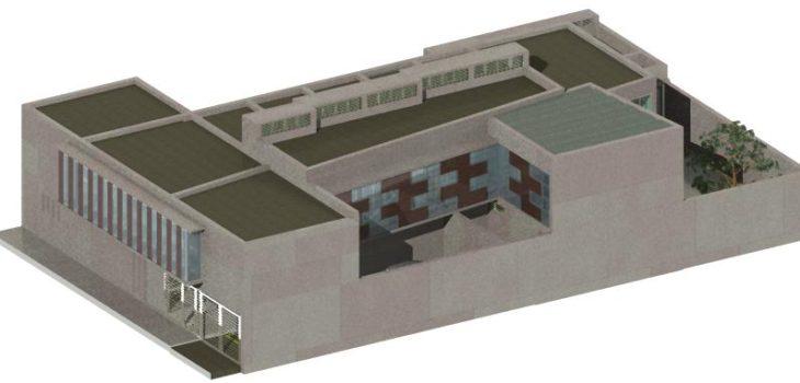 Diseño Centro Antofagasta | Seremi Obras Públicas Antofagasta