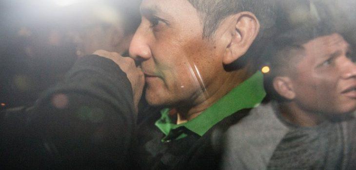 Ollanta Humala   Agence France-Presse