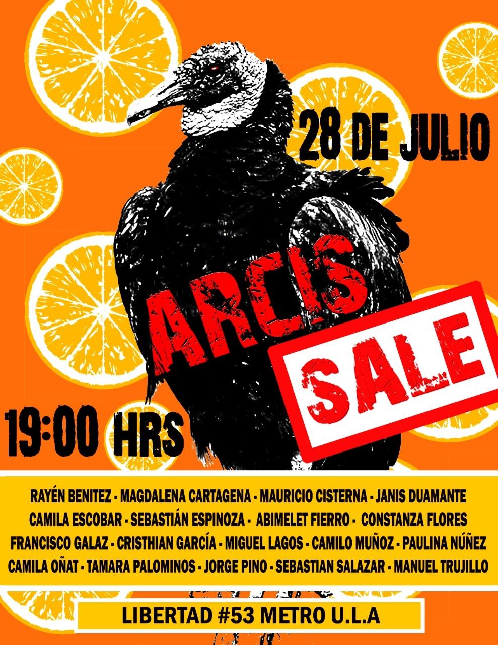 """Arcis Sale"""