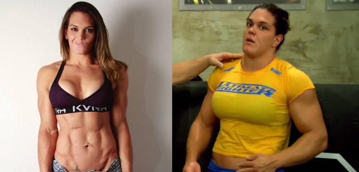 El antes y después de Gabrielle García