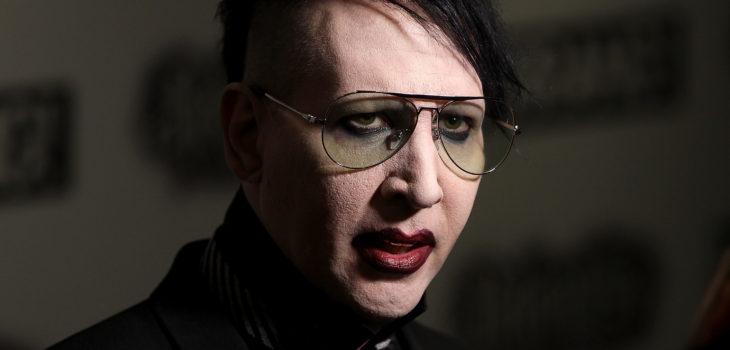 Marilyn Manson | Agencia AFP | Danny E. Martindale