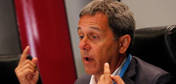 Nicola Cotugno | Leonardo Rubilar | Agencia Uno