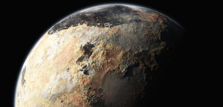 Plutón   NASA