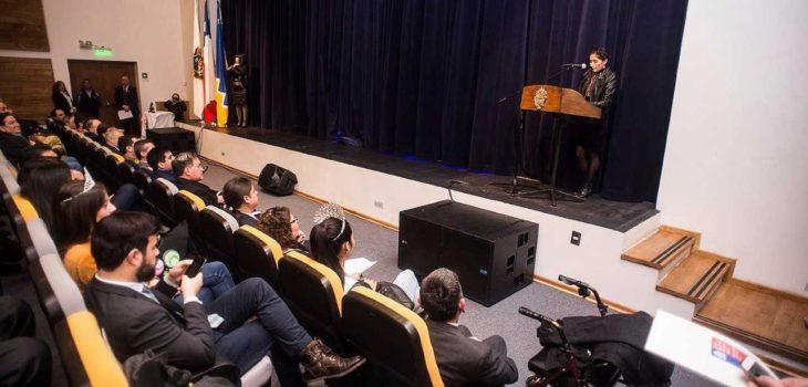 Inauguración Centro Cultural Punta Arenas