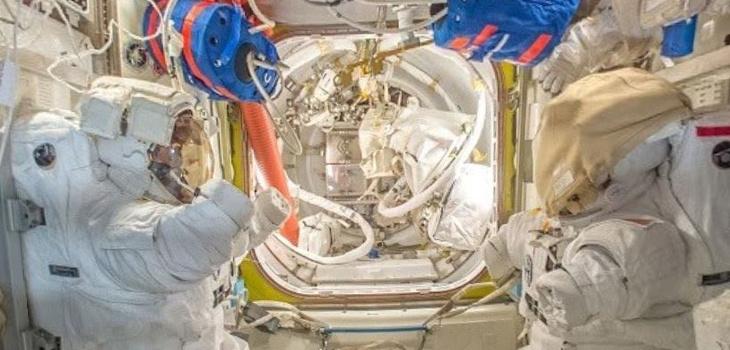 Estación Espacial Internacional | Google Street View
