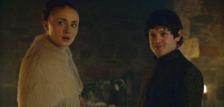 Sansa Stark y Ramsay Bolton | Game of Thrones