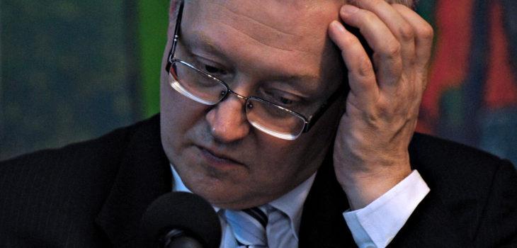 Serguei Riabkov | Agence France-Presse