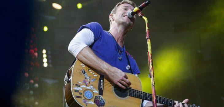 Coldplay | Agencia AFP | Geoffroy Van Der Hasselt