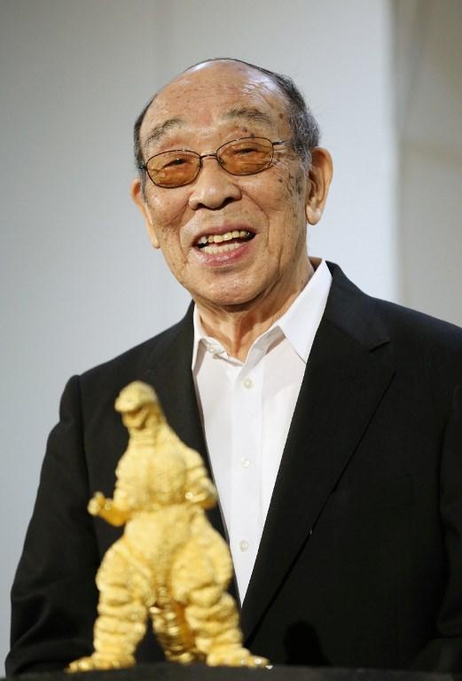 Haruo Nakajima  | Agencia AFP