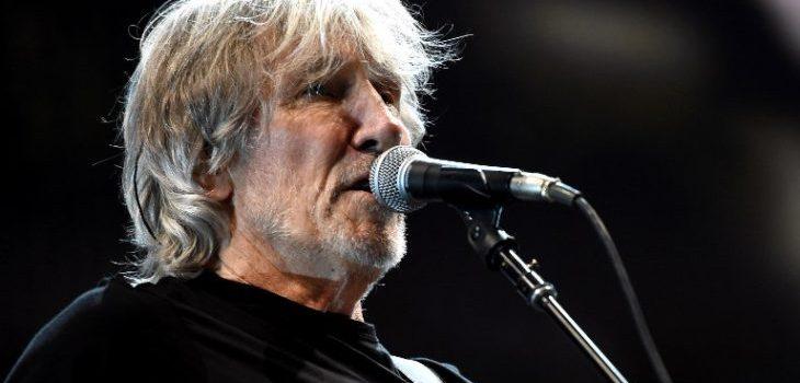 "Roger Waters  en la gira ""Us + Them"" | Agencia AFP | Kevin Winter"