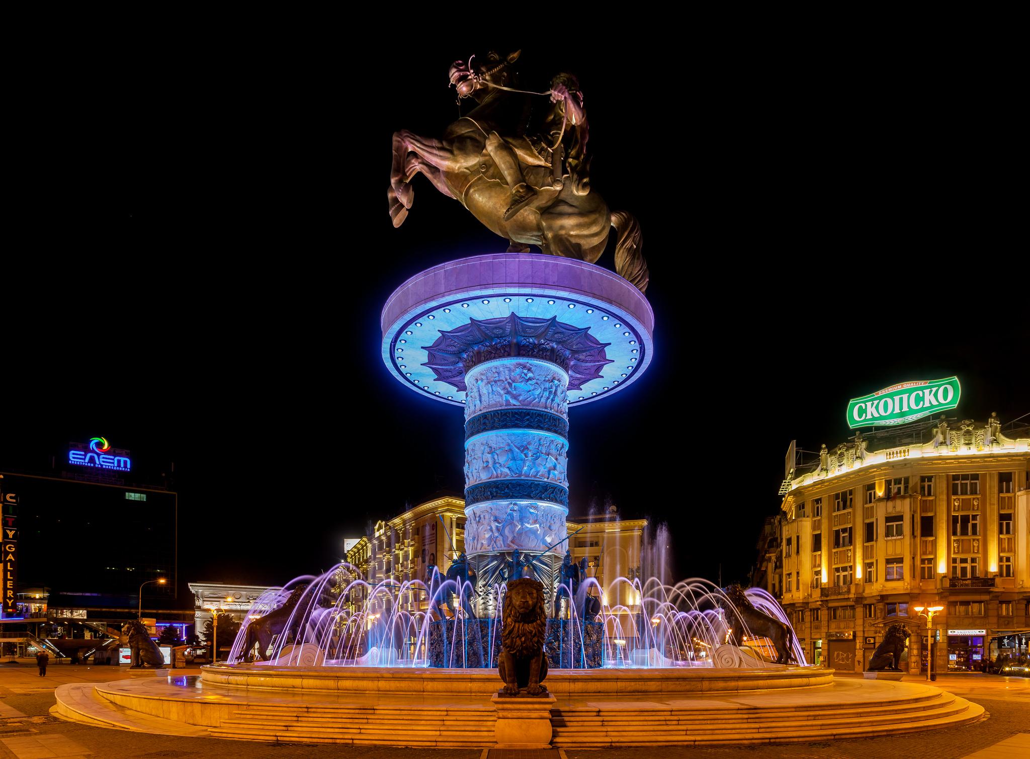 Skopie | Diego Delso (CC)