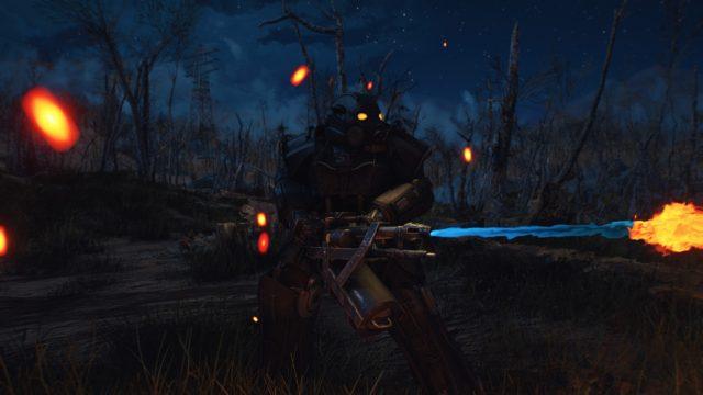 X-03 Hellfire Armor | Fallout 4