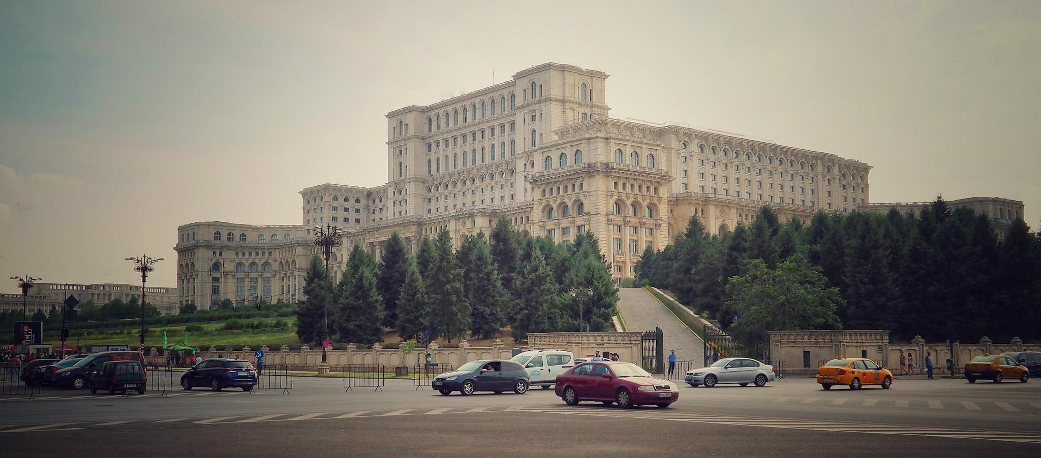 Bucarest | Ștefan Jurcă (CC)