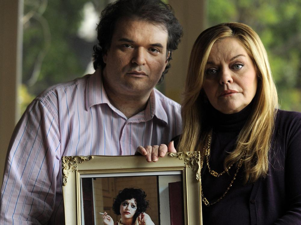 Sharon Murphy y Simon Monjack
