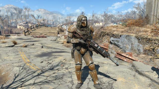 XM-73 Gauss Rifle Mod | Fallout 4
