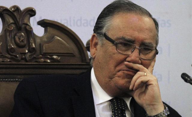 Ministro de Justicia, Jaime Campos
