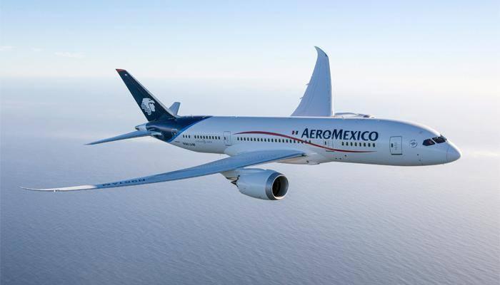 Aeroméxico (Facebook)