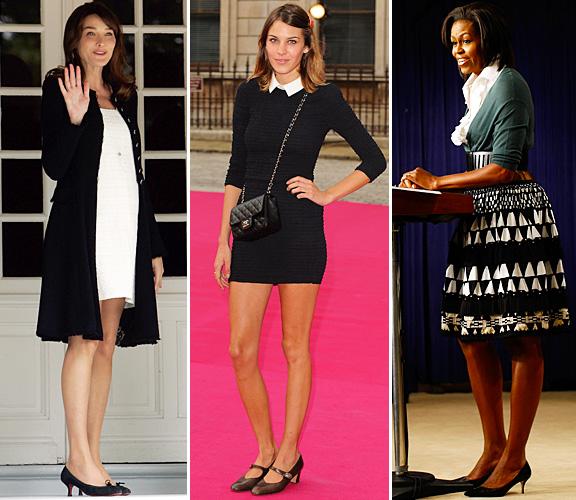 carla-bruni-alexa-chung-michelle-obama-kitten-heels_stylemtvca