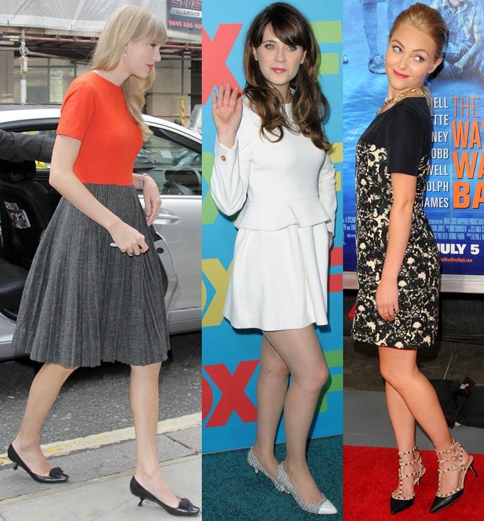 celebrities-in-kitten-heels