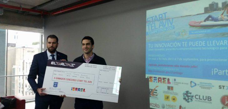 Concurso Start Tel Aviv