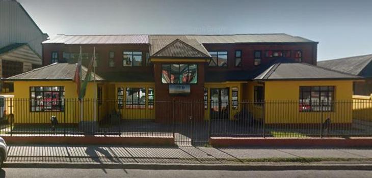 Captura | Google maps