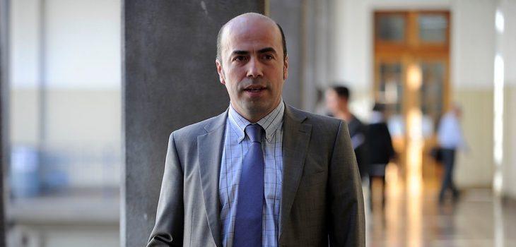 Jorge Bermúdez, contralor General de la República.