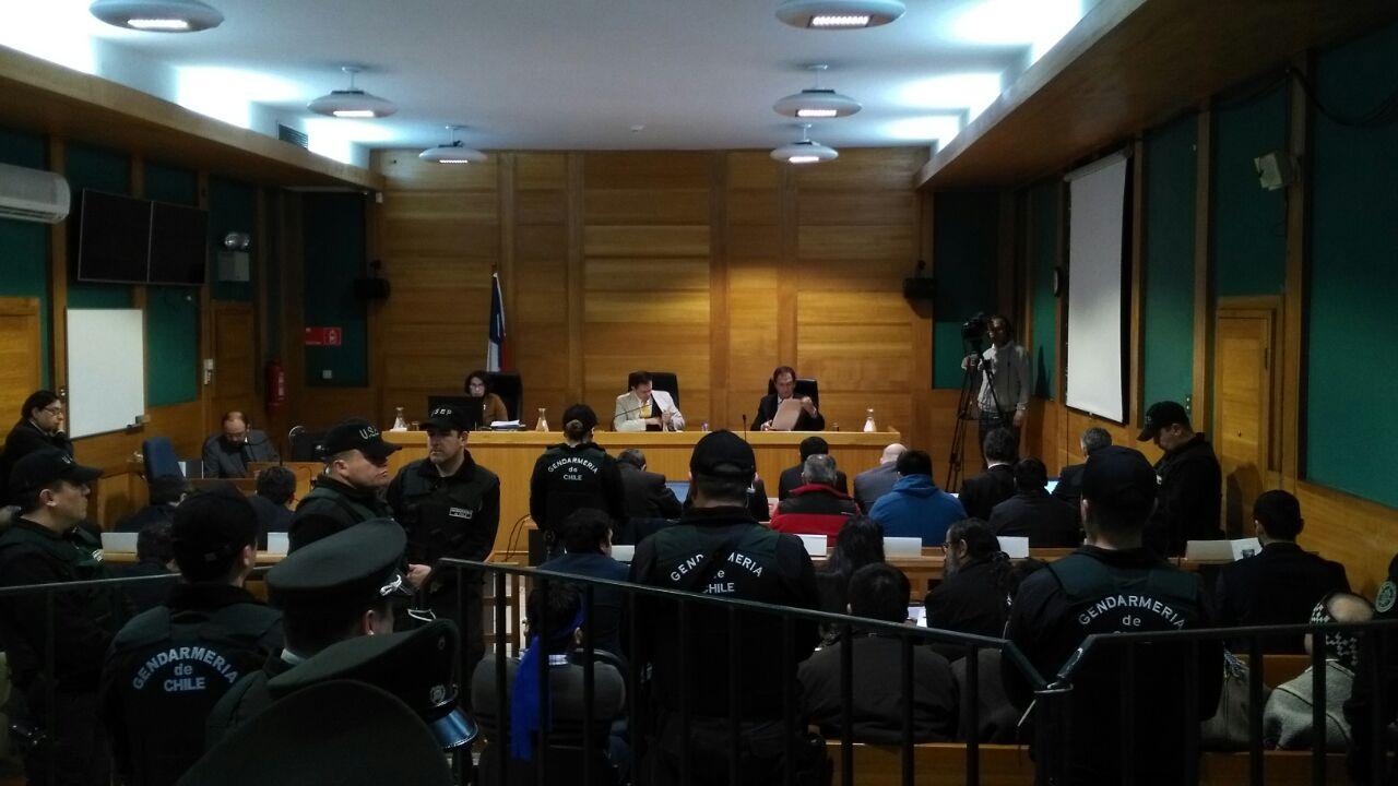 Comienza el juicio oral por el caso Luchsinger Mackay