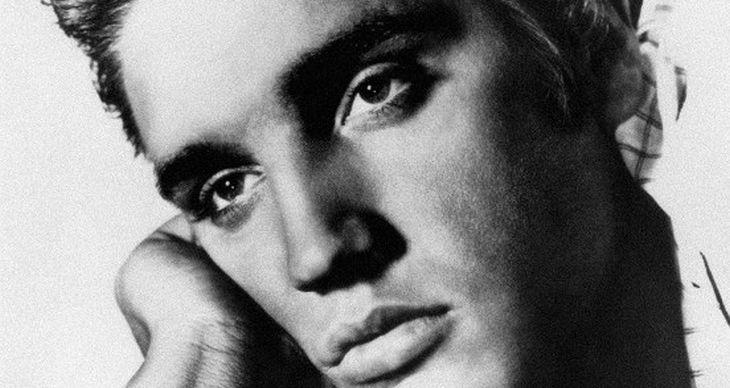 Elvis Presley   Agencia AFP