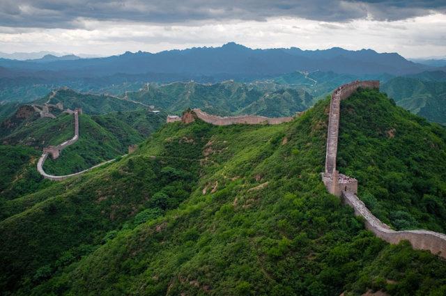 Gran Muralla China | Wikimedia Commons