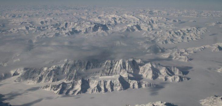 Groenlandia   NASA   AFP