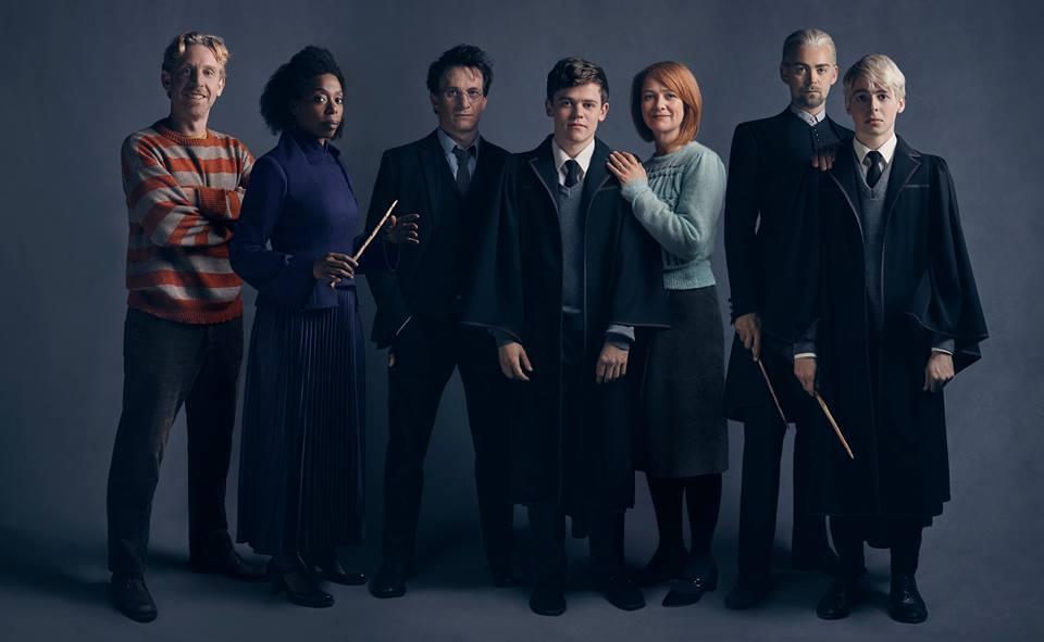 """Actores originales de """"Harry Potter y el legado maldito"""""""