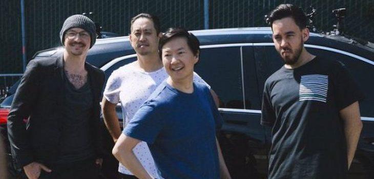 """Imagen del capítulo de Linkin Park en """"Carpool Karaoke"""""""