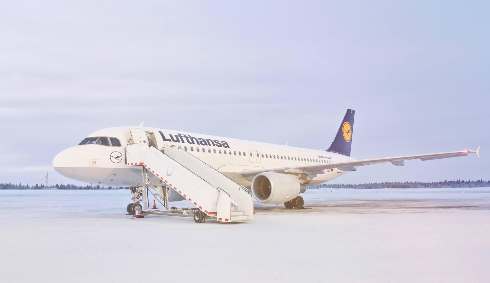 Lufthansa (Facebook)