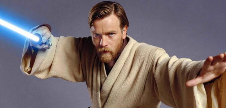 Ewan McGregor como Obi-Wan Kenobi | Star Wars