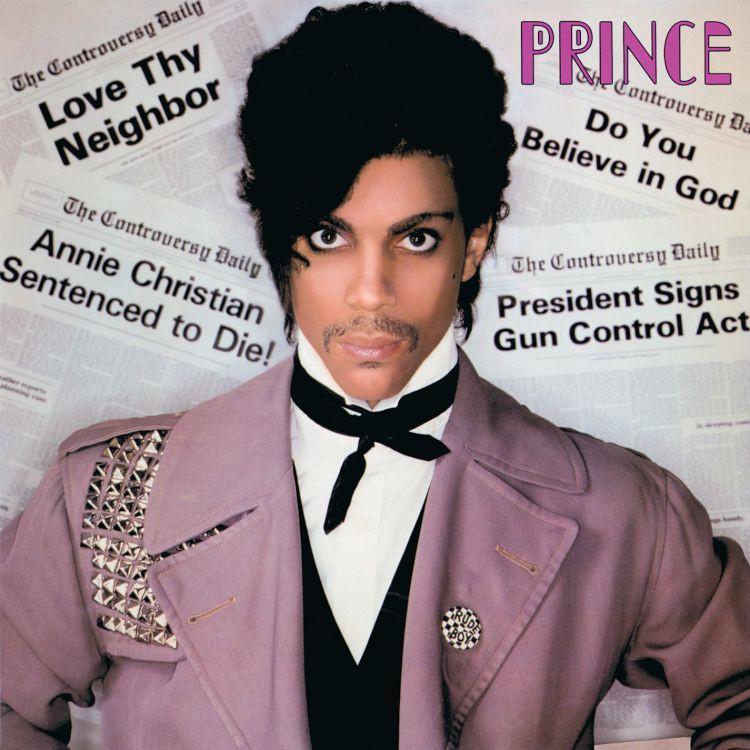 """""""Controversy"""" de Prince."""
