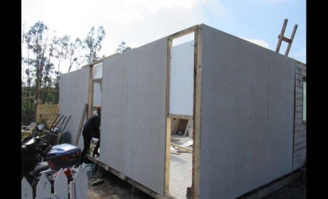 Diario El Día | Inicia reconstrucción de casa incendiada