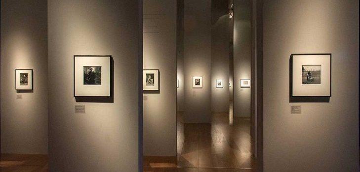 Sala de la exposición de Diane Arbus, MALBA (c)
