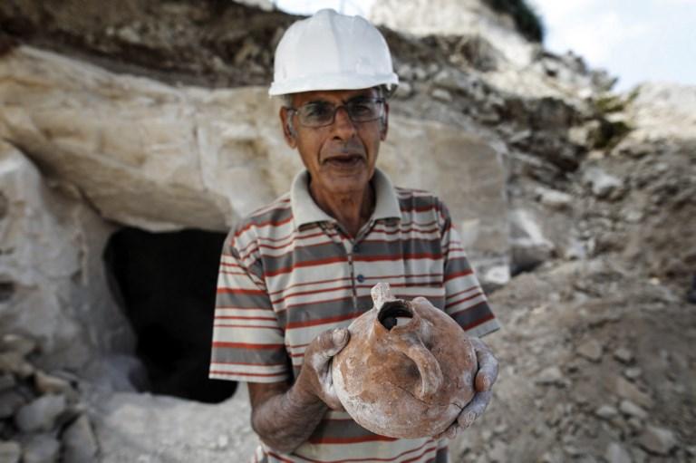 Menahem Kahana | AFP