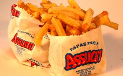Assuan | Típico chileno