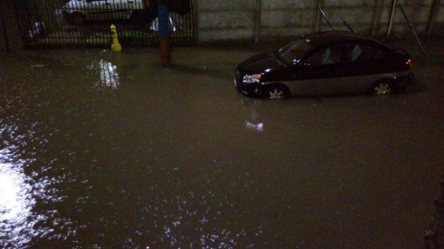 Inundaciones en Hualpén | Nicole Briones (RBB)