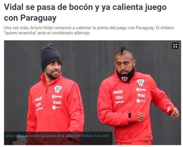 D10 Paraguay