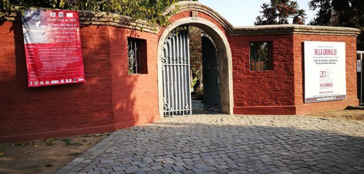 Parque Villa Grimaldi