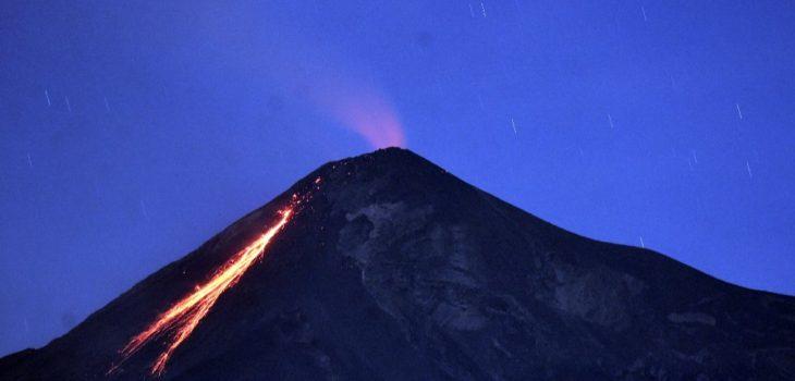 Volcán de Fuego de Guatemala | Agence France-Presse