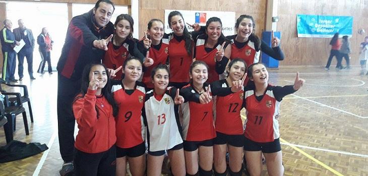 Equipo femenino | Raúl Galdames (BBCL)